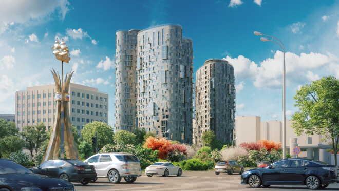 Комплекс апартаментов «Нахимов» от 6,7 млн рублей Спец. цена от застройщика!